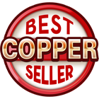 Best Seller - Copper Award